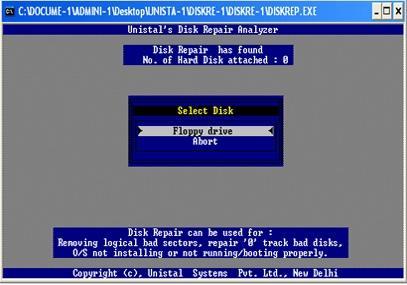 Download Disk Repair Software