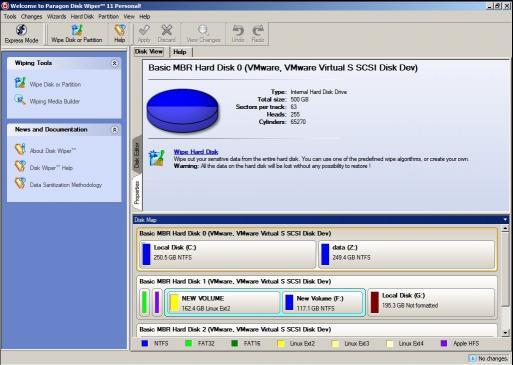 Download Disk Wiper 11