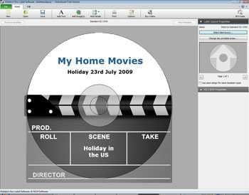 Download Disketch Free CD Label Software