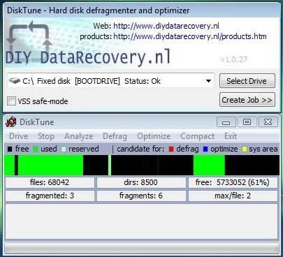 Download DiskTune