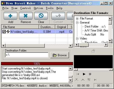 Divx Direct Maker
