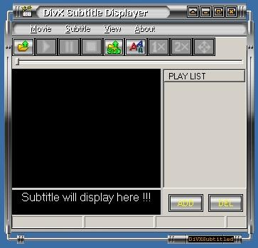 Download divx subtitle displayer 5. 00.