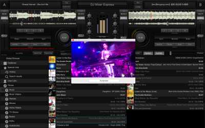 DJ Mixer Express for Windows installer