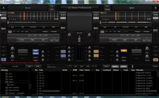 Download DJ Mixer Professional for Windows
