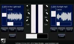 DJPad MP3 DJ Lite for Android