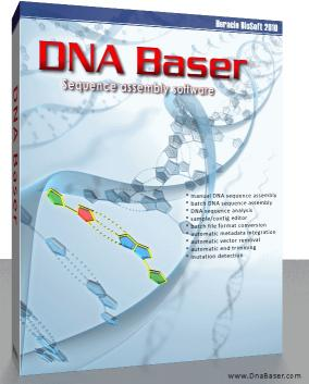 Download DNA BASER Sequence Assembler