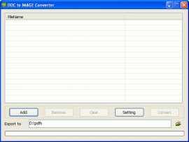DOC to JPEG Converter