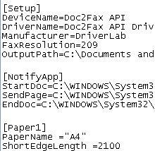 Download Doc2Fax API