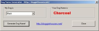 Download Dog Name Generator