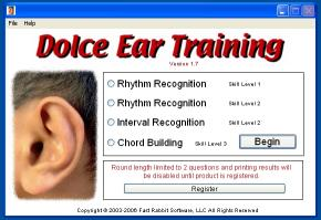 Download Dolce Ear Training