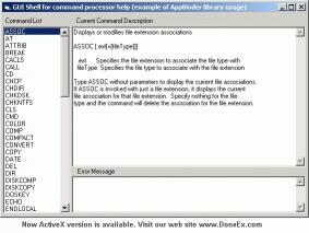 Download DoneEx AppBinder ActiveX