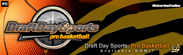 Draft Day Sports:Pro Basketball