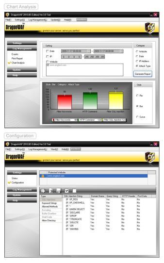 Download DragonWAF IIS7 Demo Version