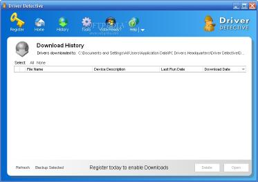 Download Drive Detective-Resolve driver problems
