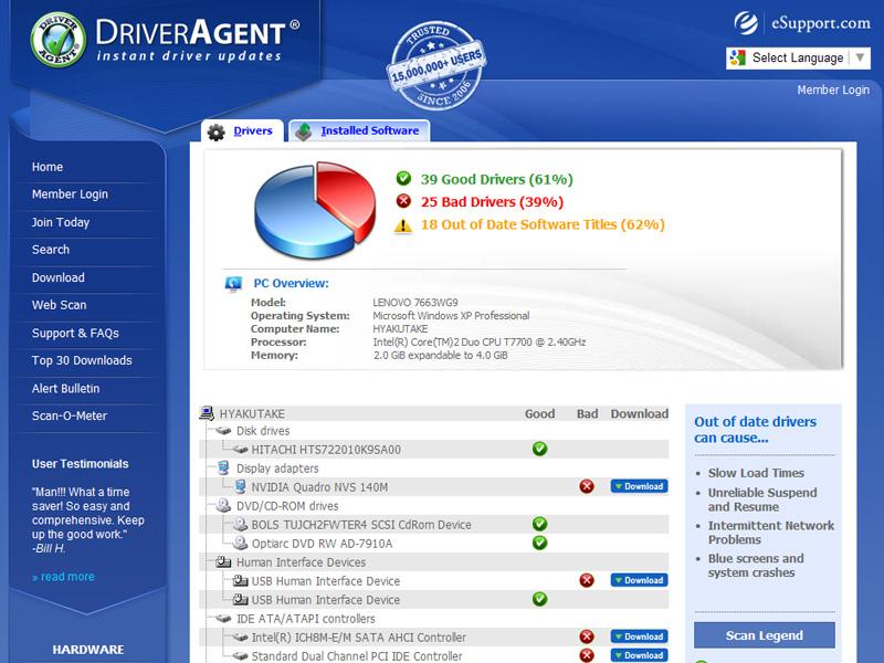 driveragent plus.com