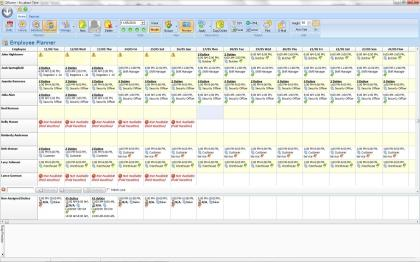 Download DRoster Premium - Scheduling Software