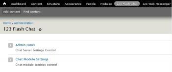 Download Drupal Chat Module