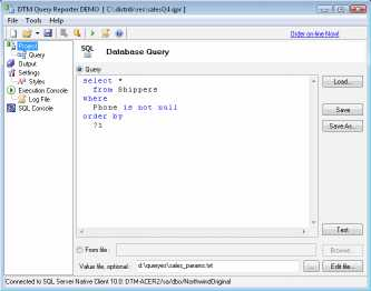 Download DTM Query Reporter