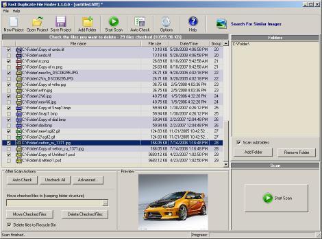 Download Duplicate File Finder