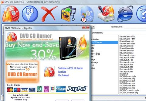 Download DVD CD Burner