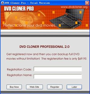 Download DVD Cloner Pro