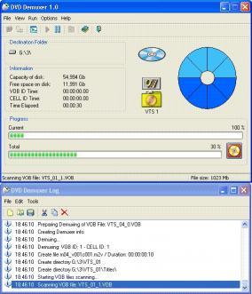 Download DVD Demuxer