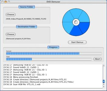 Download DVD Demuxer for Mac