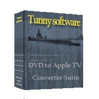 Download DVD to Apple TV Converter Tool Suite