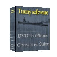 Download DVD to iPhone Converter Suite Tool