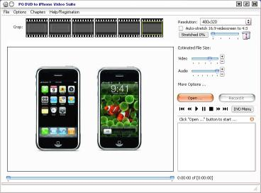 Download DVD to iPhone Video Converter Software