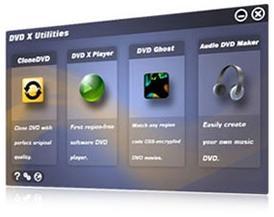 Download DVD X Utilities