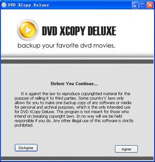 DVD XCopy Deluxe four
