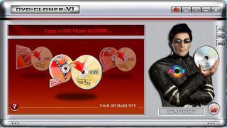 Download DVDClonerVI - DVD/Blu-ray