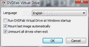 DVDFab Virtual Drive by Fengtao Software