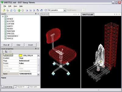 Download DWG DXF Sharp Viewer