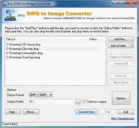 Download DWG to JPG Converter 2005.5