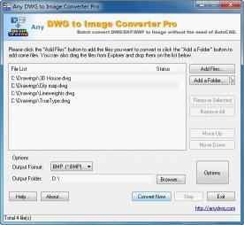 Download DWG to JPG Converter Pro -
