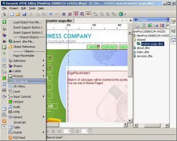 Download Dynamic HTML Editor