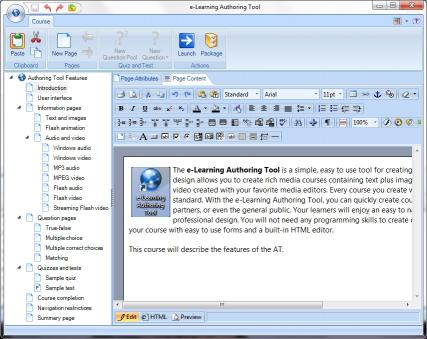 Download e-Learning Authoring Tool