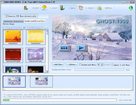 Download E.M. Free MKV Video2Dvd