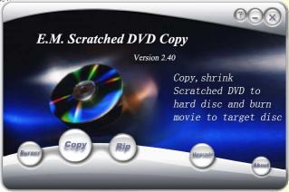 Download E.M. Scratched DVD Copy
