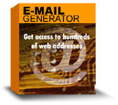 E-mail Generator Software