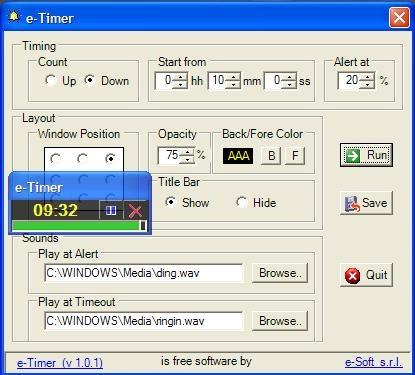 Download e-Timer