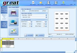 Download EAN 128 Barcode Generator
