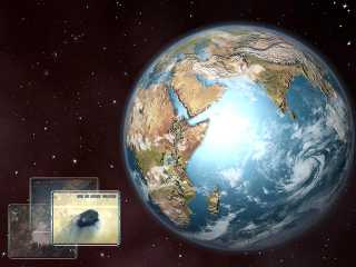 Download Earth 3D Space Screensaver