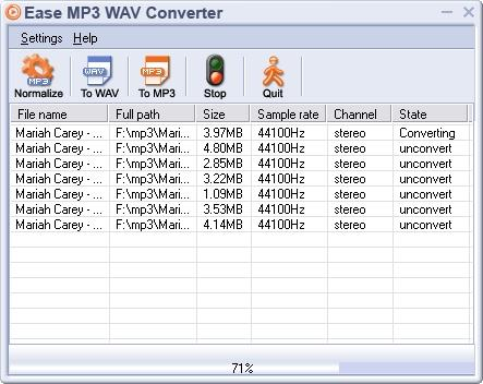 Download Ease MP3 WAV Converter
