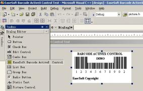 Download EaseSoft Barcode ActiveX Control