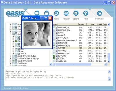 Download EASIS Data Recovery