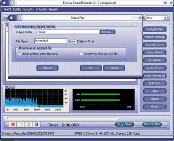 Download Eastsea Sound Recorder