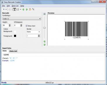 Download Easy Barcode Creator